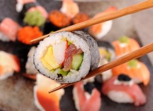 sushi a domicilio en Ibiza